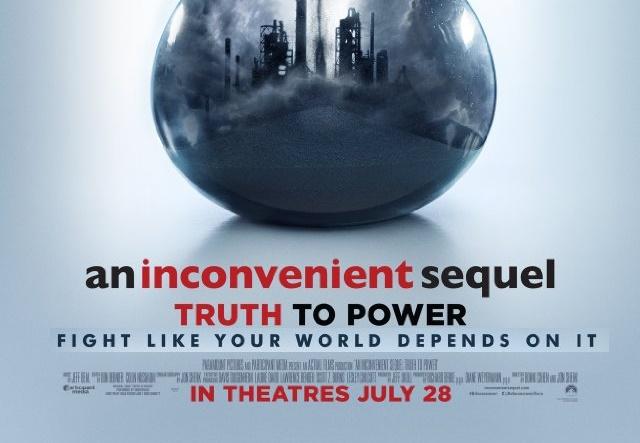 inconvenient sequel poster