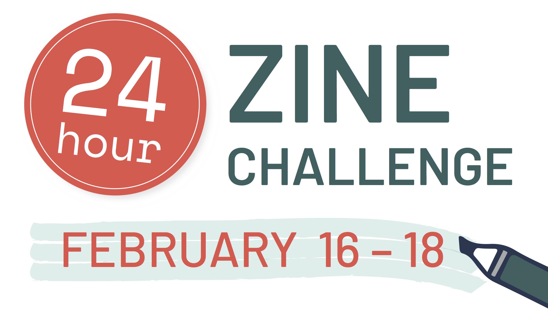 24 Hour Zine Challenge 2018