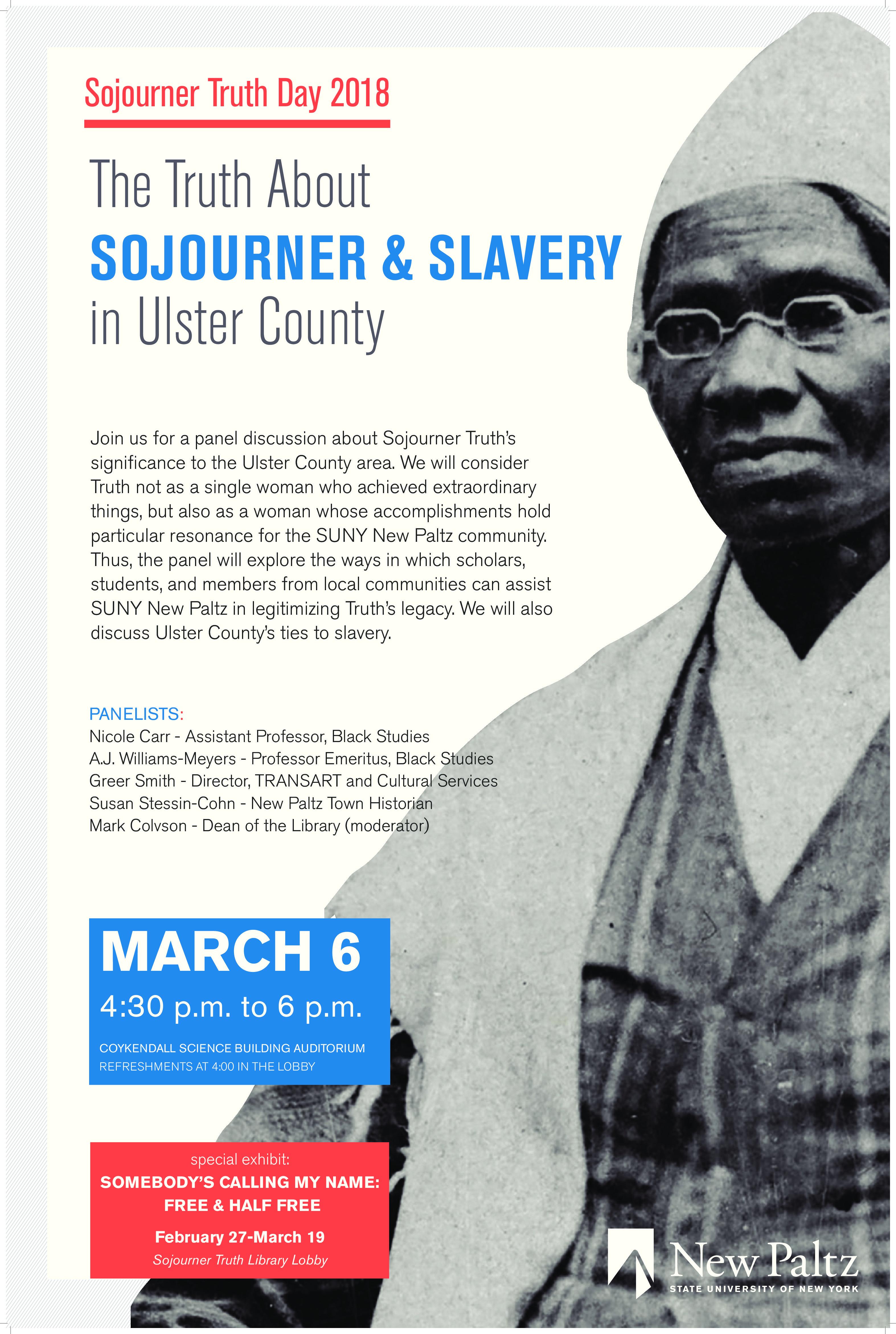 Sojourner Truth Day 2018
