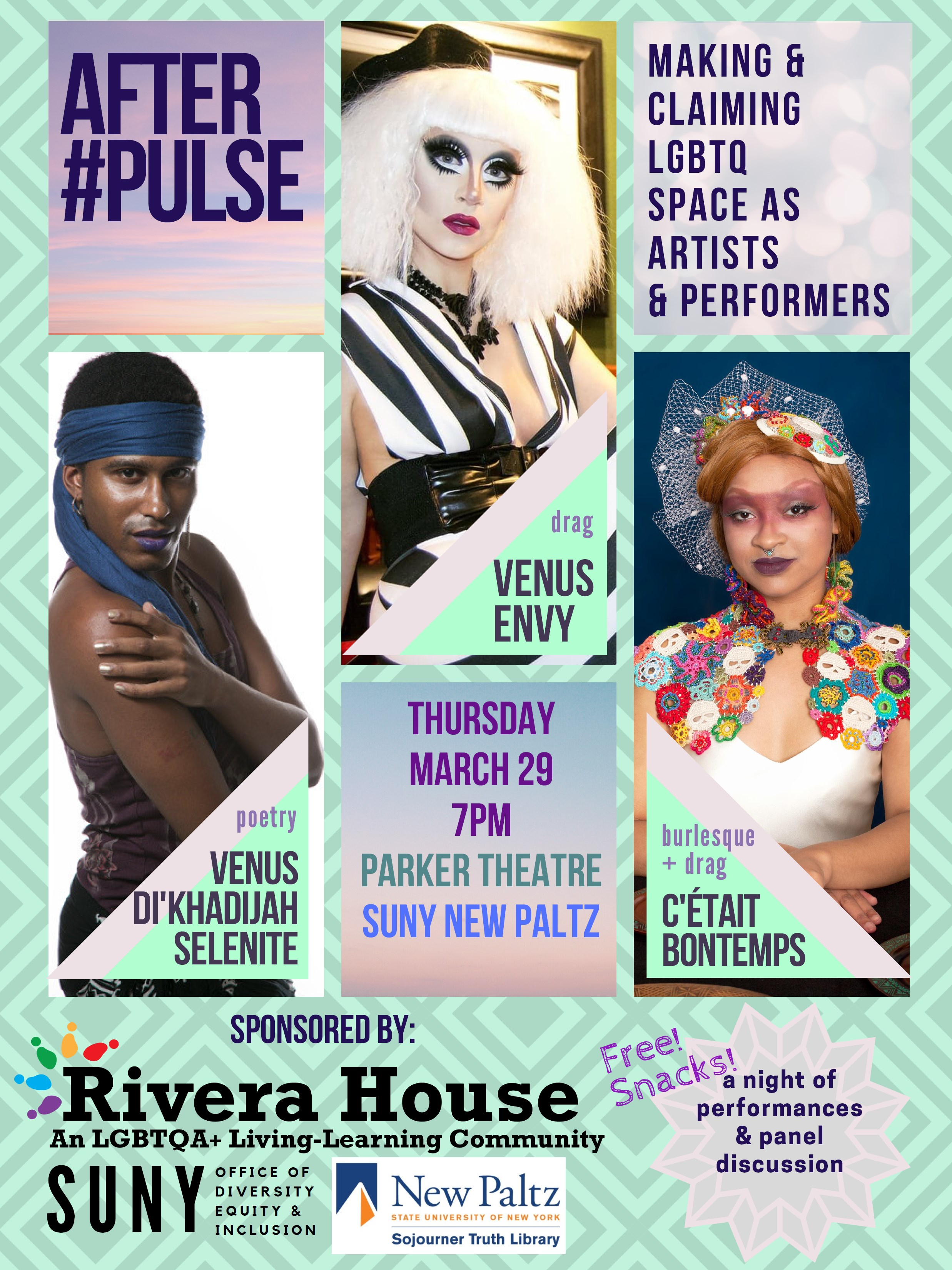 #AfterPulse LGBTQ event