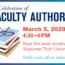 Faculty Author Celebration