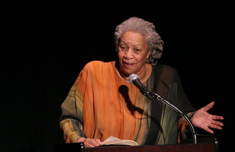 Toni Morrison, 2008