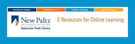 E Resources for Online Learning
