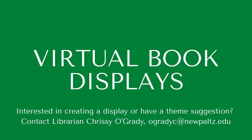Virtual Book Displays